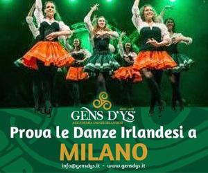 Danze Irlandesi Milano